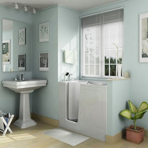 Best Buy walk-in tub costs and prices for seniors and those with disabilities