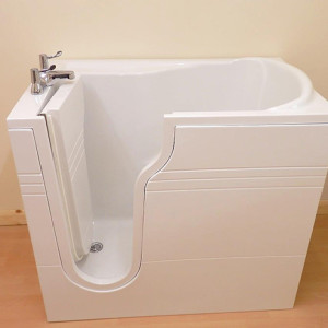 Bliss walk-in tub prices and average costs for seniors
